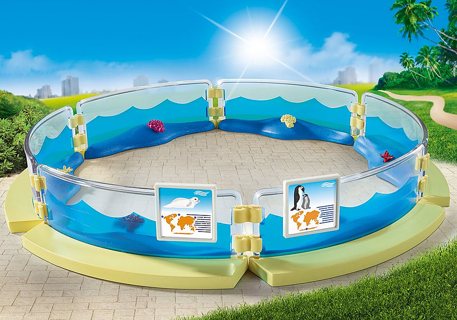 9063 Vasca per i pesci detail image 1