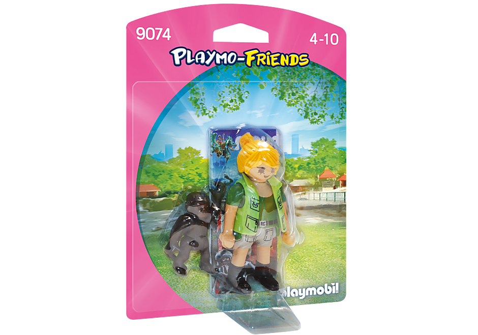 http://media.playmobil.com/i/playmobil/9074_product_box_front/Tierpflegerin mit Gorillababy