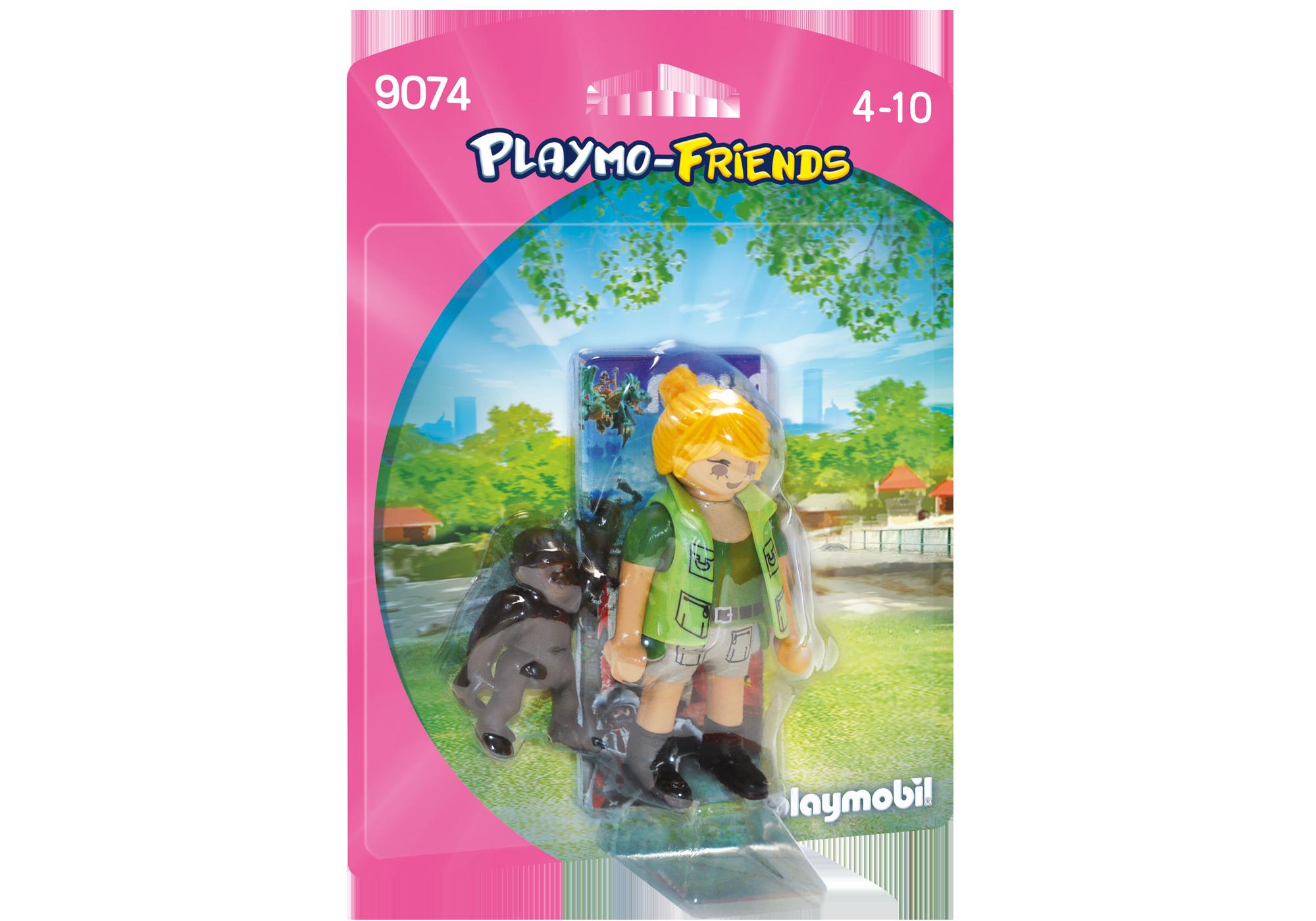 http://media.playmobil.com/i/playmobil/9074_product_box_front/Tierpflegerin mit Gorillababy