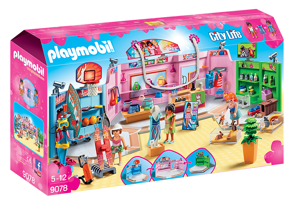 http://media.playmobil.com/i/playmobil/9078_product_box_front/Galleria con 3 negozi