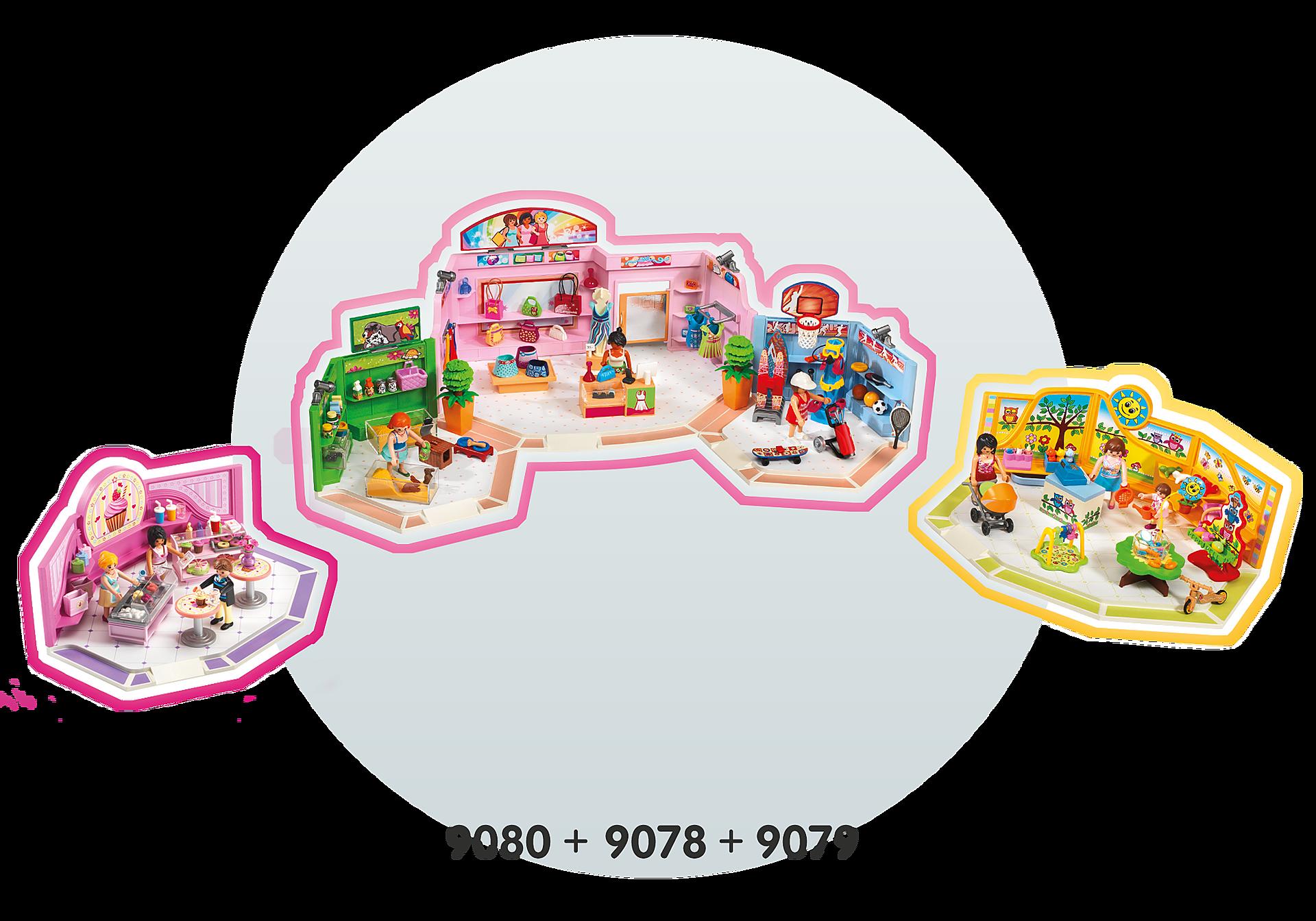 9078 Galleria con 3 negozi zoom image9