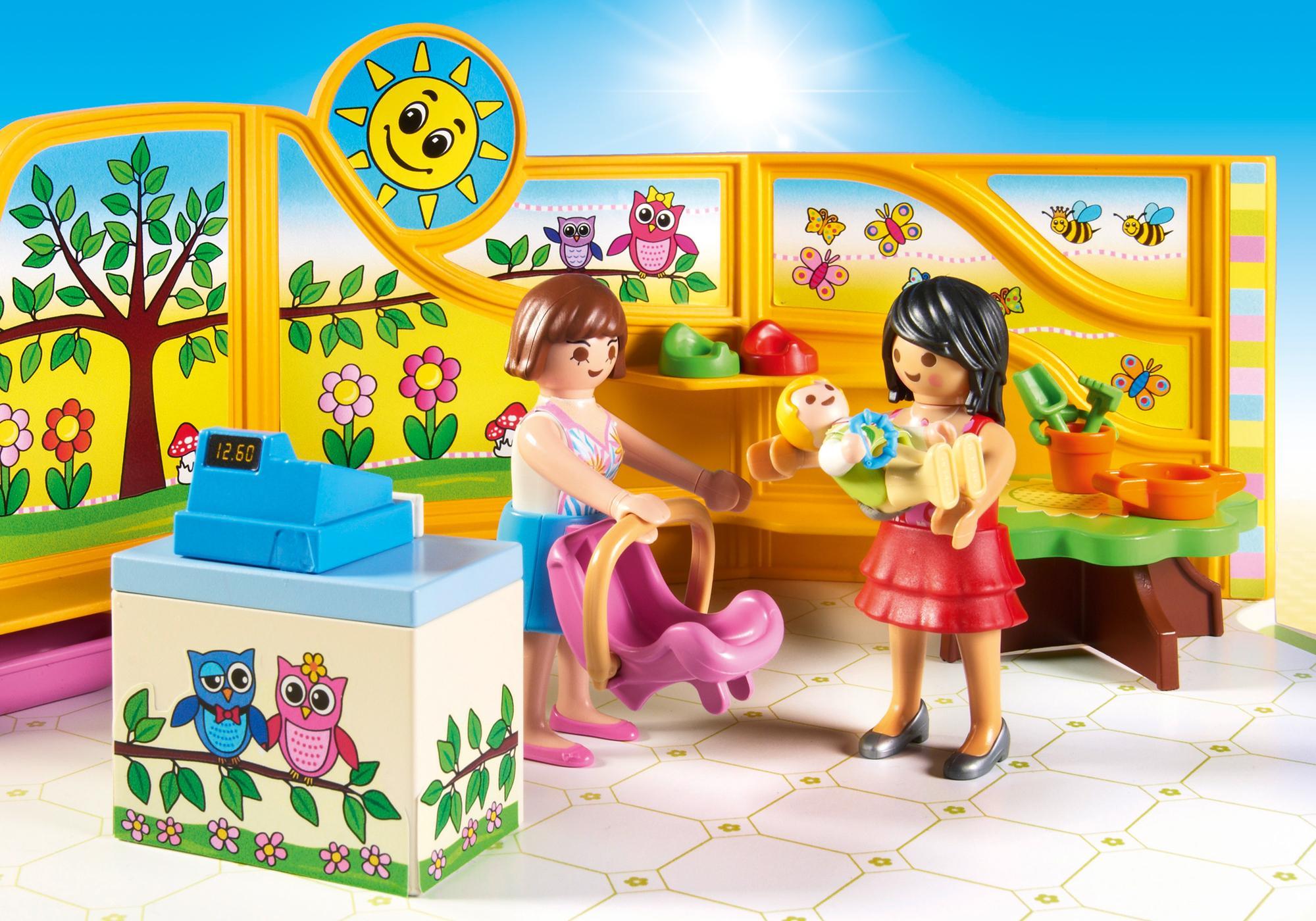 http://media.playmobil.com/i/playmobil/9079_product_extra2/Sklep z artykułami niemowlęcymi