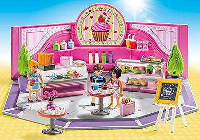 9080 Cafetería 'Cupcake'