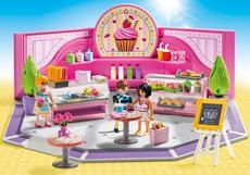 Playmobil Cupcake Shop 9080