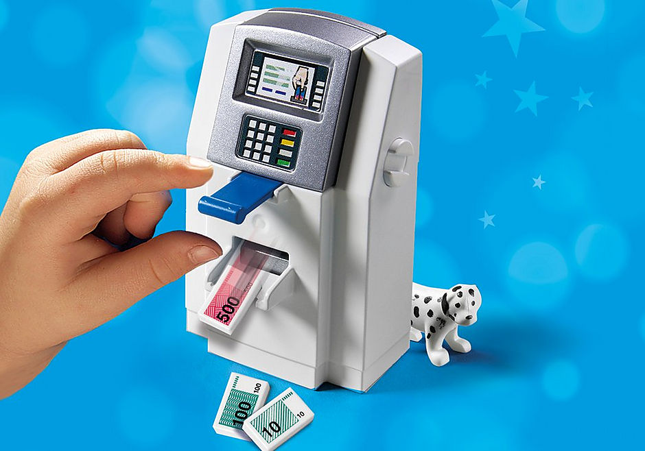 9081 Geldautomaat detail image 6