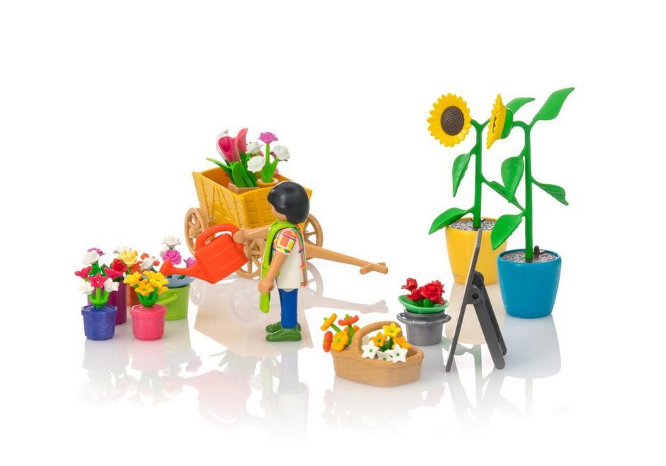 Florist 9082 Playmobil Usa