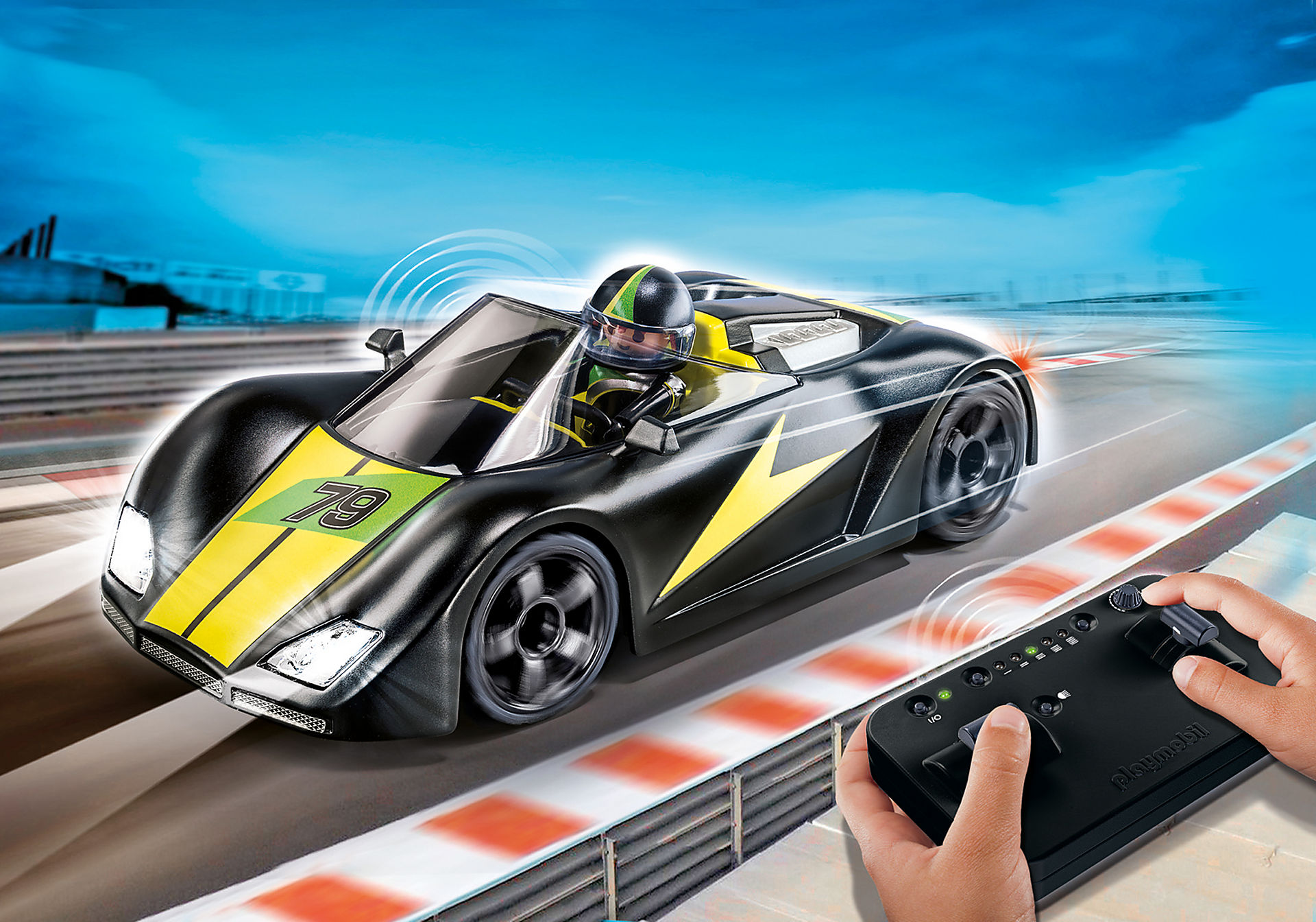 9089 RC Turbo Racer zoom image1