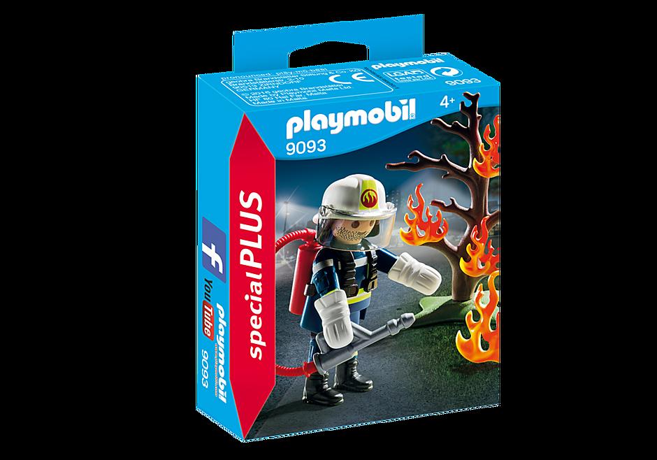 http://media.playmobil.com/i/playmobil/9093_product_box_front/Bombeiro com Árvore em Chamas