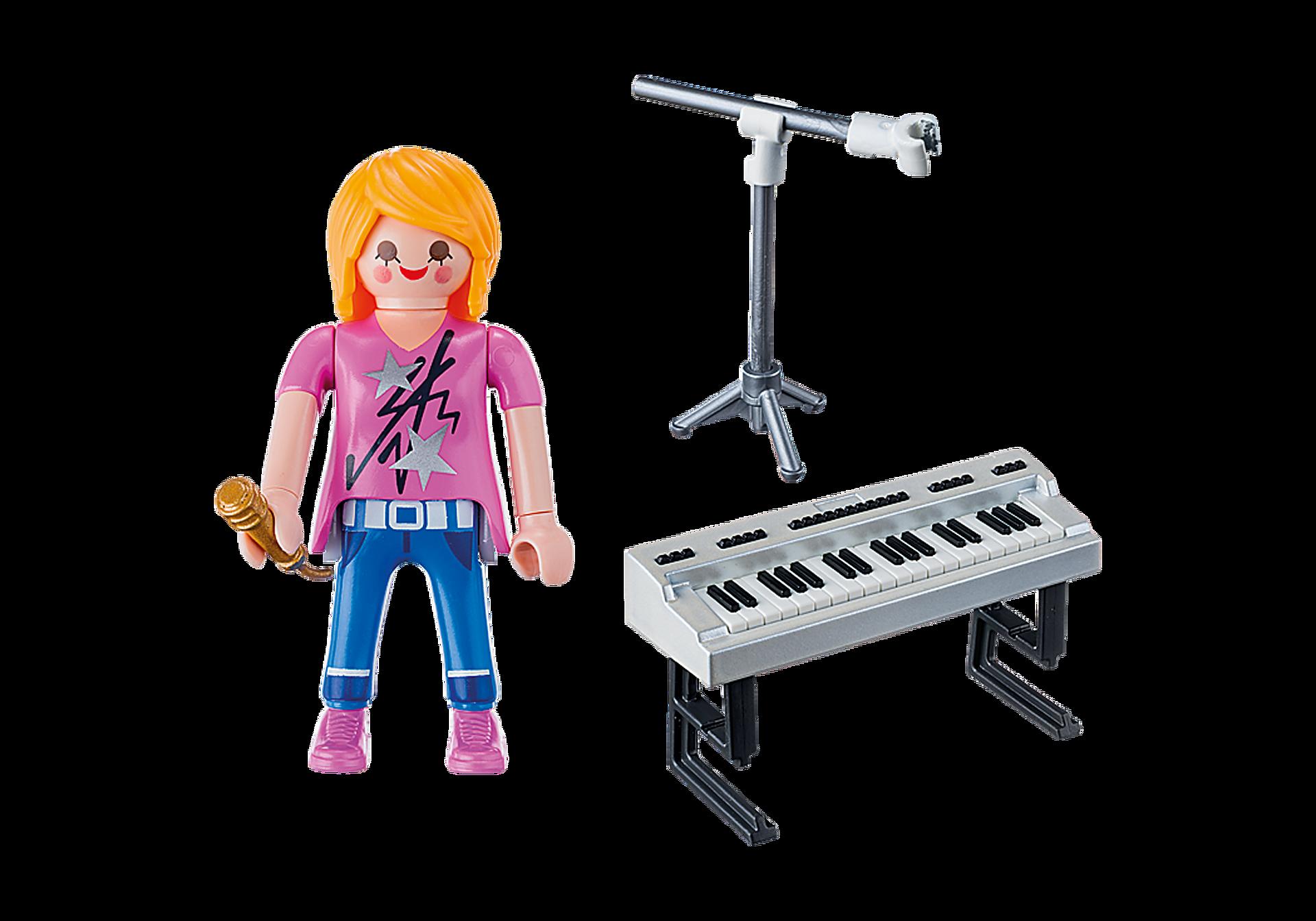 9095 Sanger med keyboard zoom image4