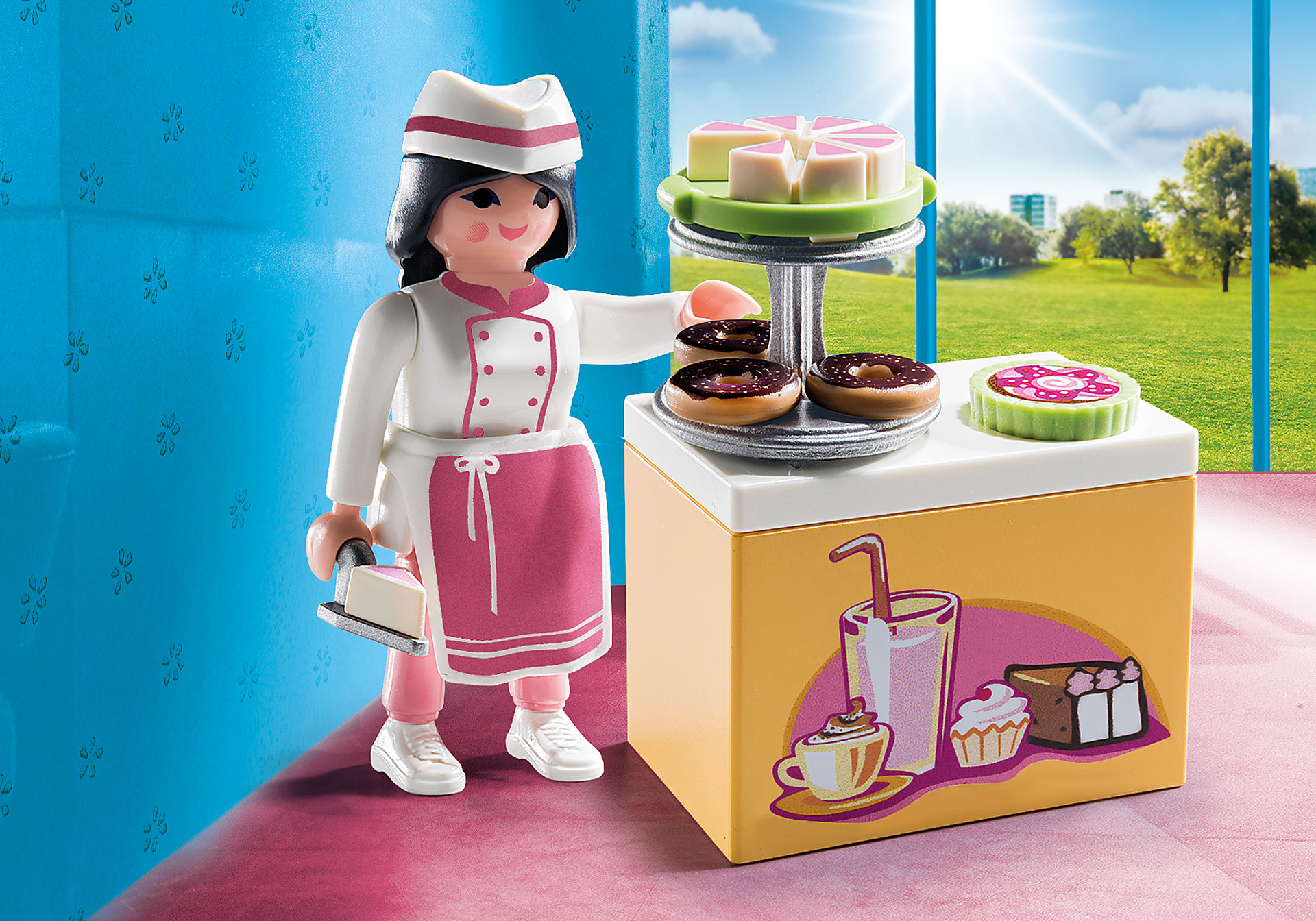 9097 Pastry Chef zoom image1