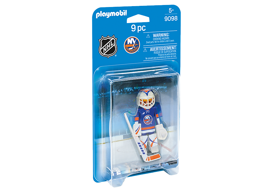 9098 NHL® New York Islanders® Goalie detail image 2