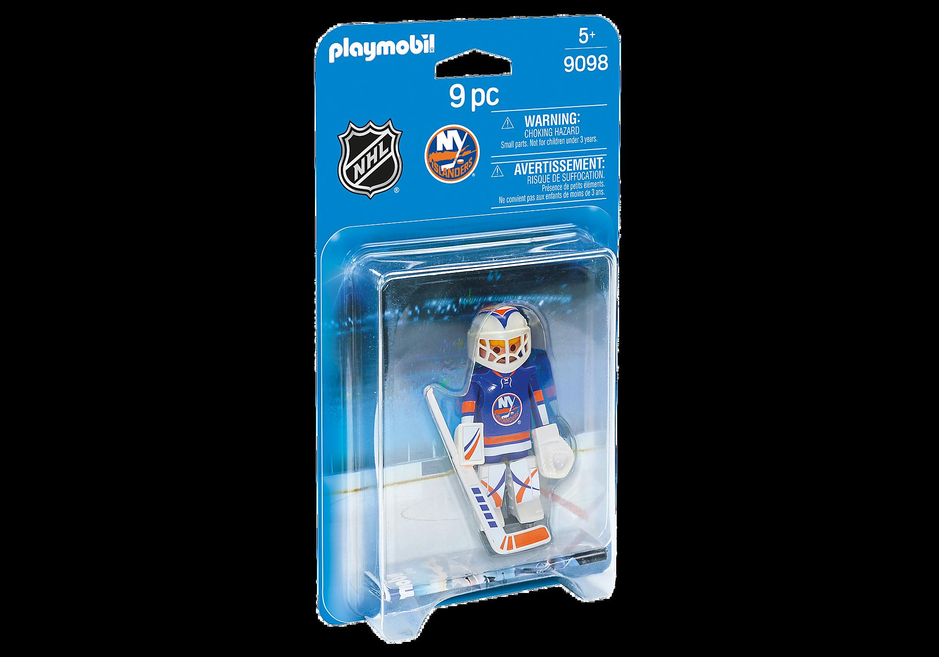 9098 NHL™ New York Islanders™ Goalie zoom image2