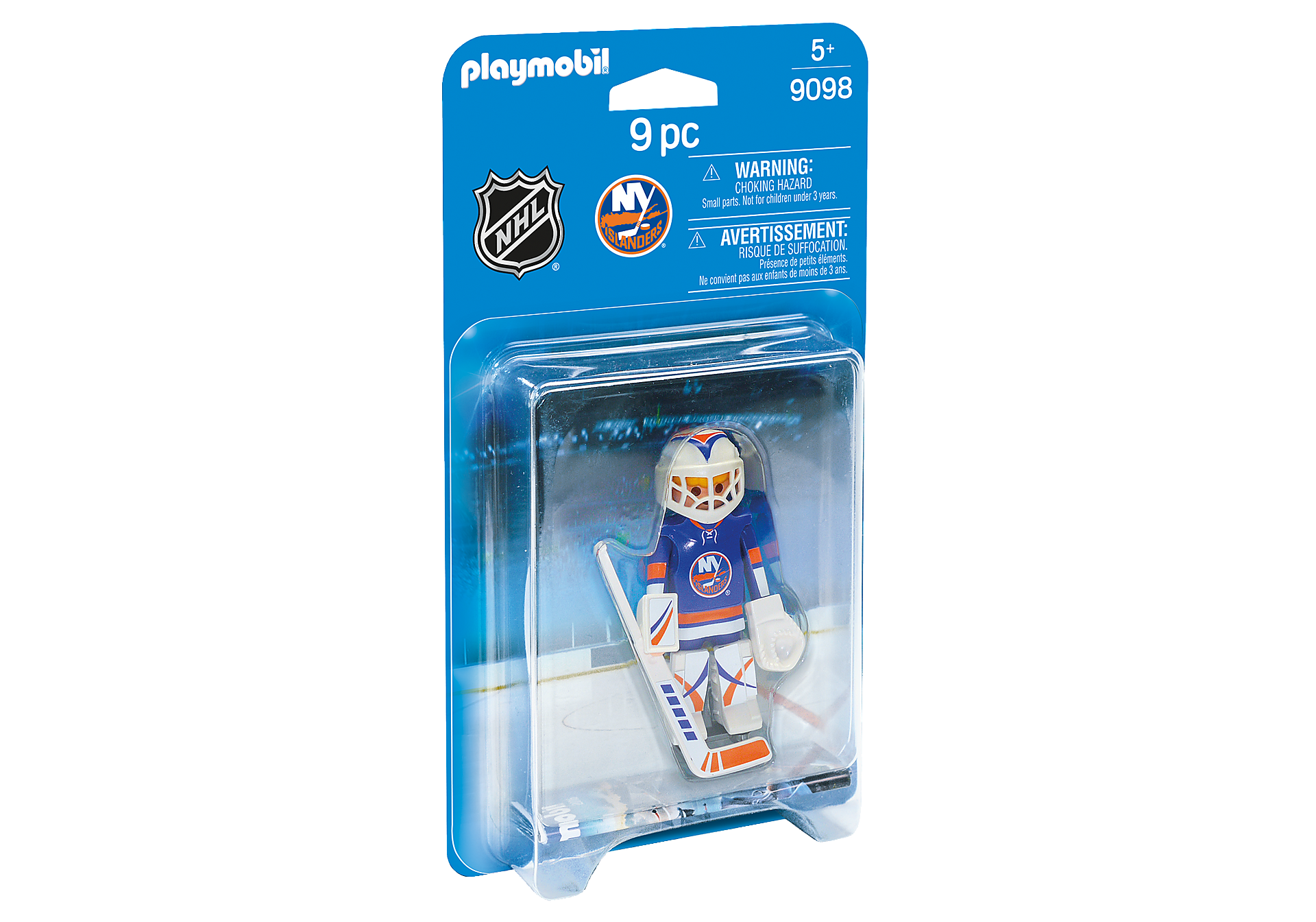 9098 NHL™ New York Islanders™ Goalie zoom image2