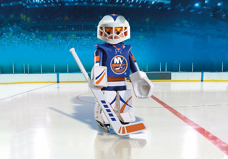 9098 NHL® New York Islanders® Goalie detail image 1