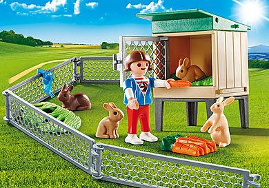 9104 CCS Bunny Barn