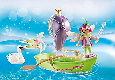 9105 Fairy Boat Carry Case