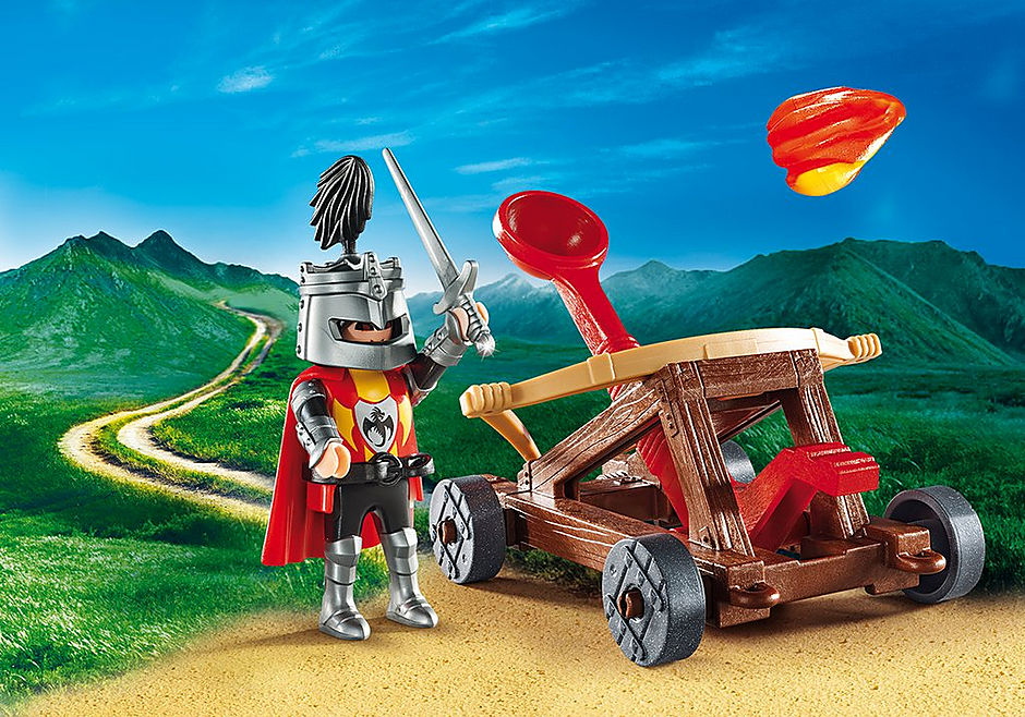 http://media.playmobil.com/i/playmobil/9106_product_detail/Maletín Catapulta de Caballero