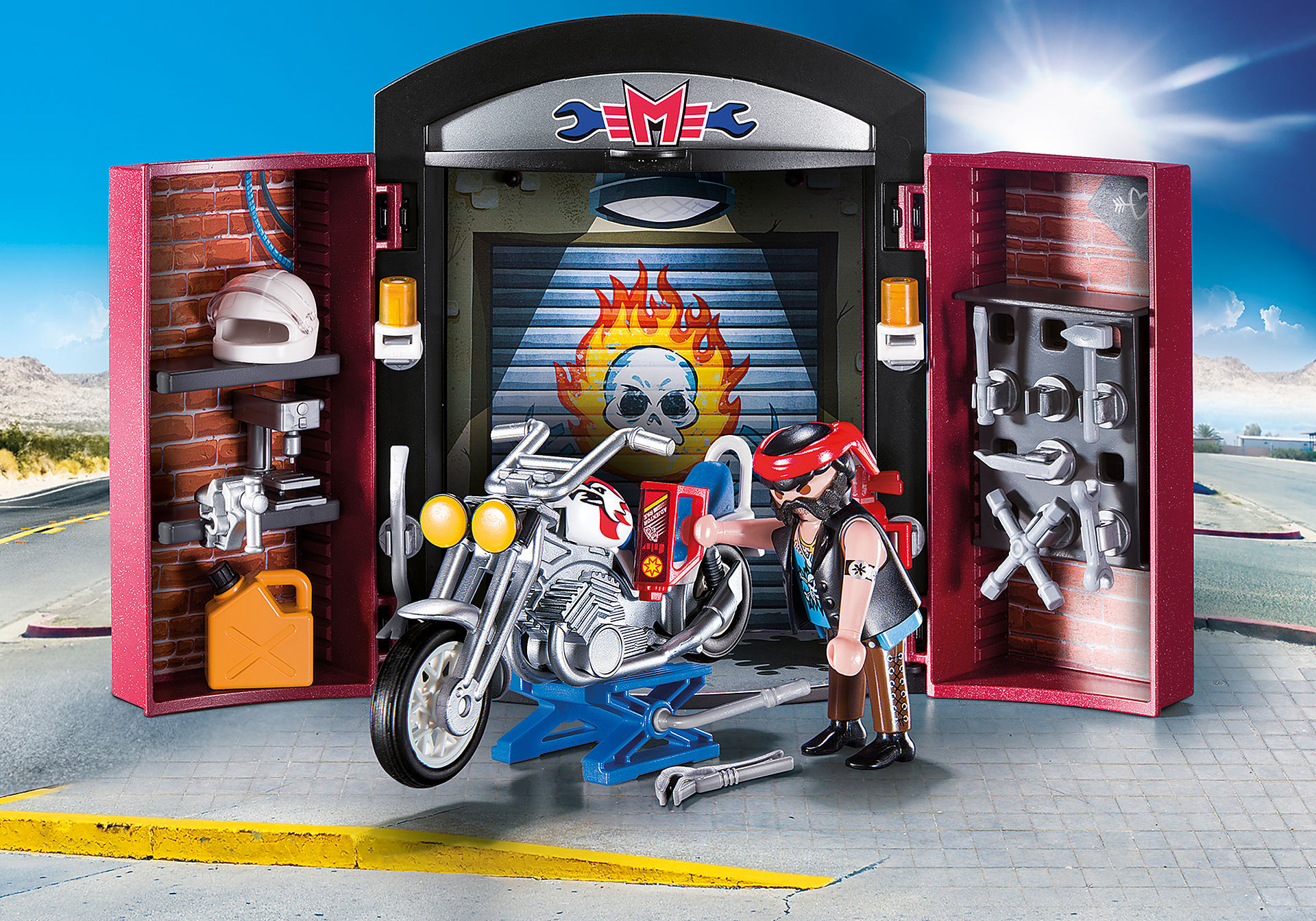 http://media.playmobil.com/i/playmobil/9108_product_detail/Bike Shop Play Box