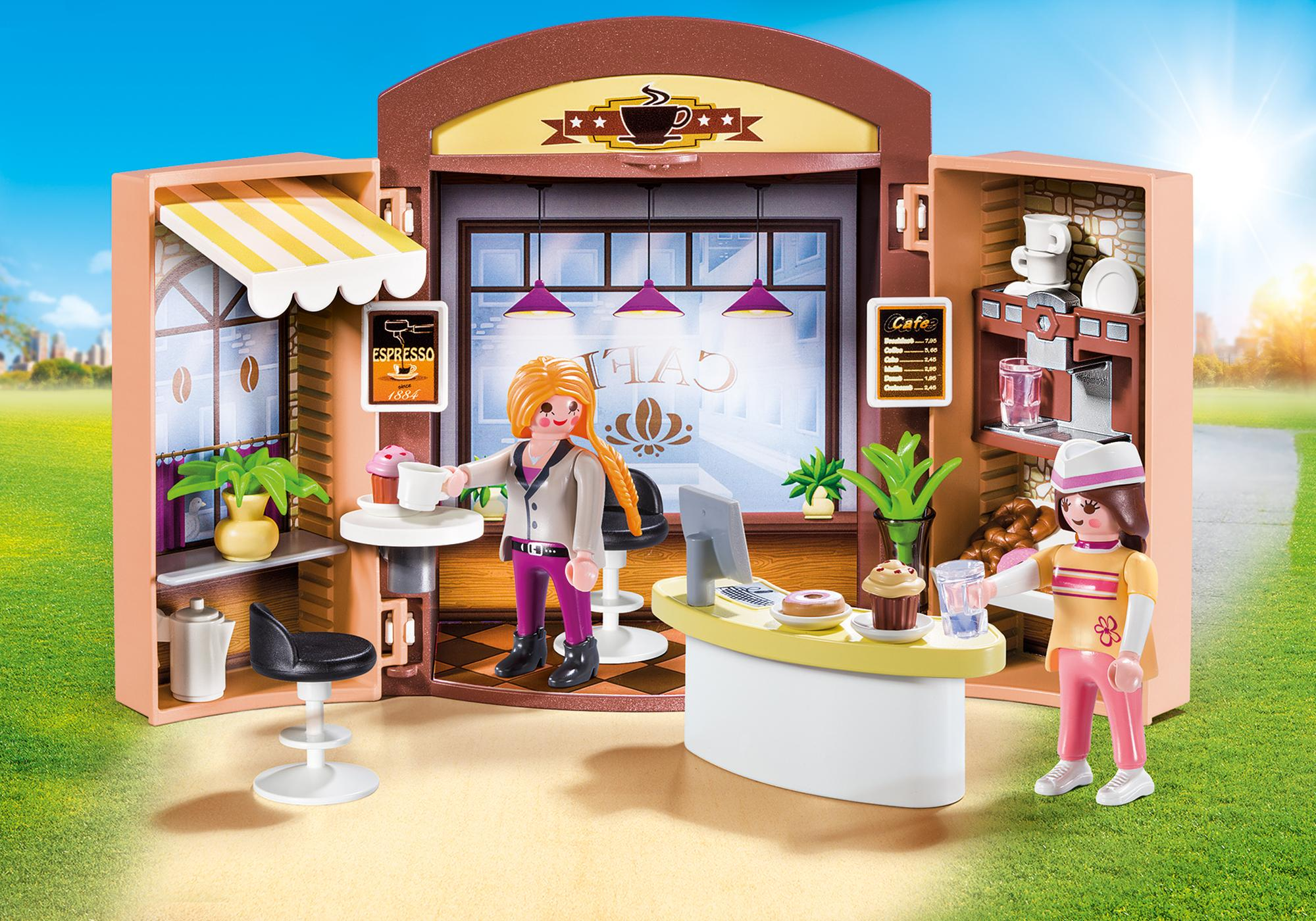 coffee shop play box 9109 playmobil 174 canada