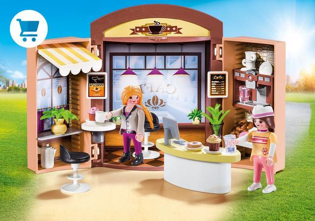 Playmobil usa for Playmobil jugendzimmer 6457