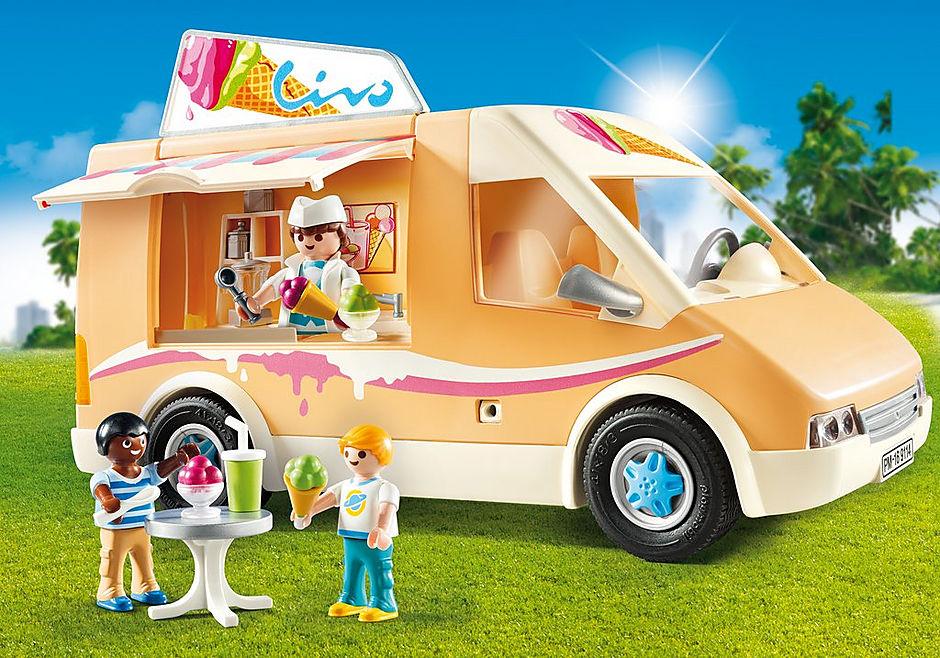 9114 Ice Cream Truck detail image 1