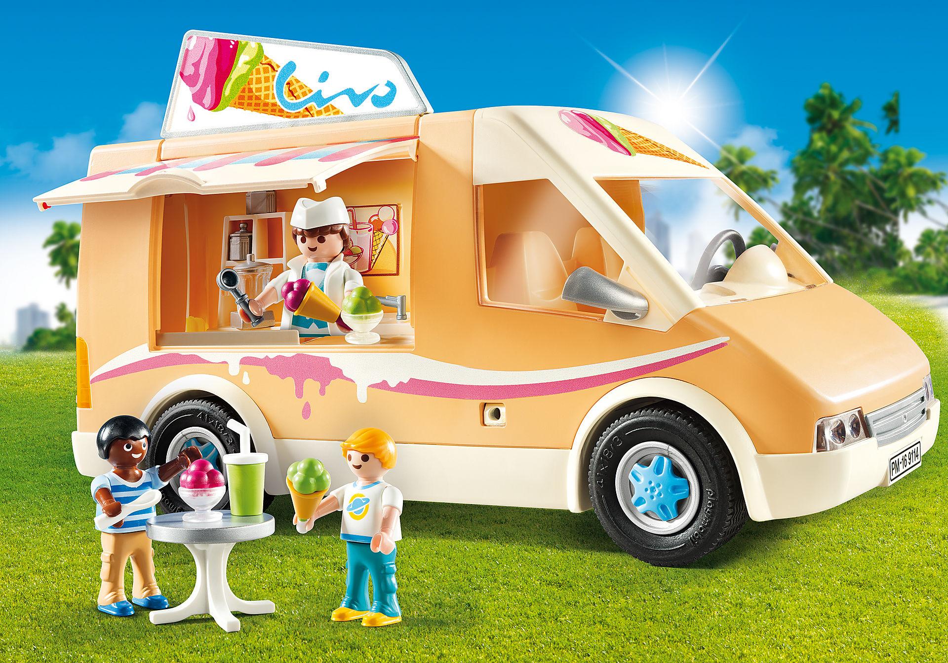 9114 Ice Cream Truck zoom image1