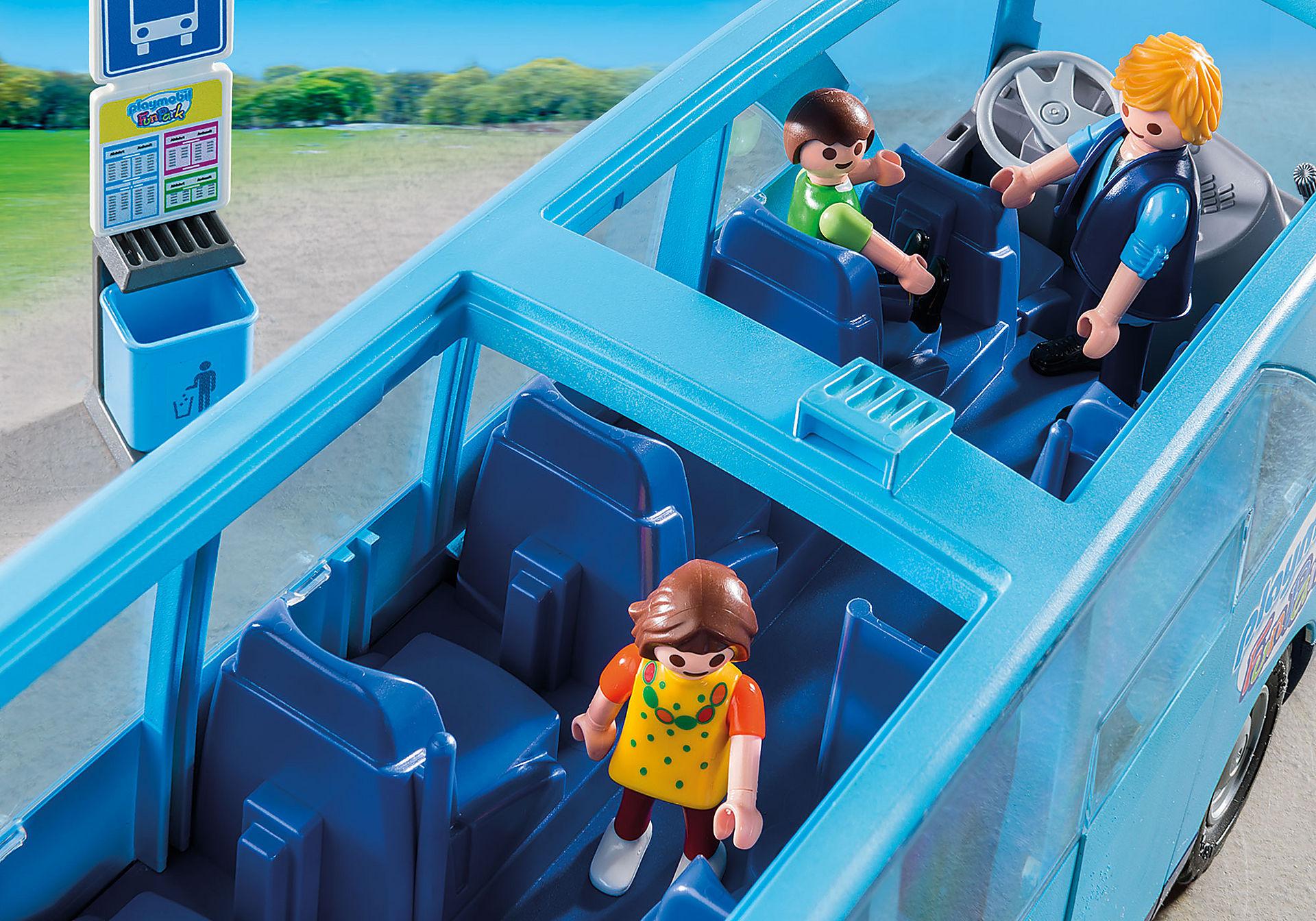 9117 PLAYMOBIL FunPark Bus zoom image5