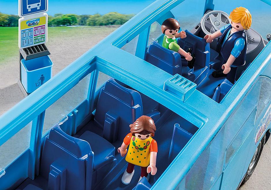 9117 PLAYMOBIL-FunPark Bus detail image 5
