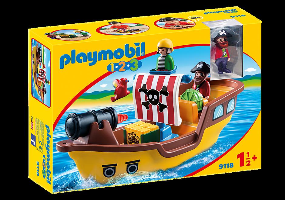 9118 1.2.3 Barco Pirata detail image 3