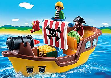9118 Bateau de pirates