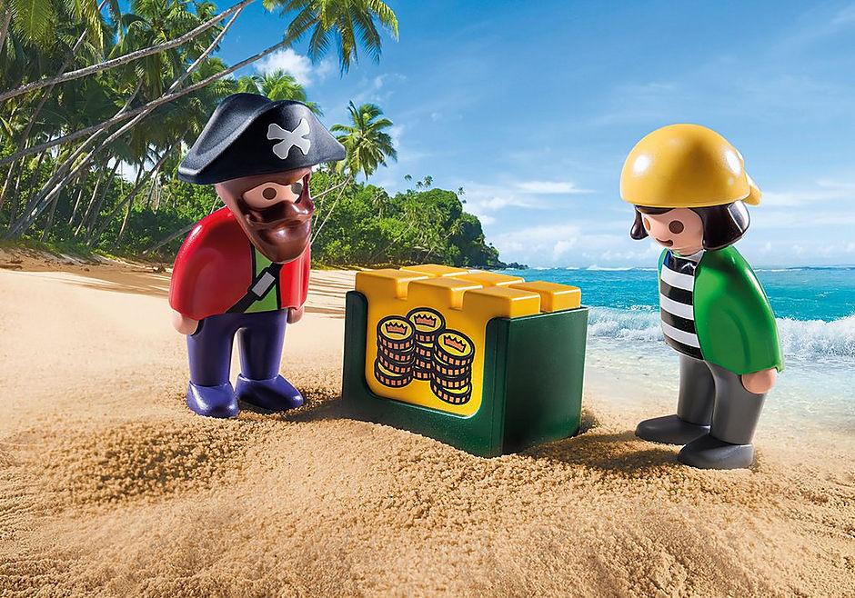 9118 Bateau de pirates detail image 5