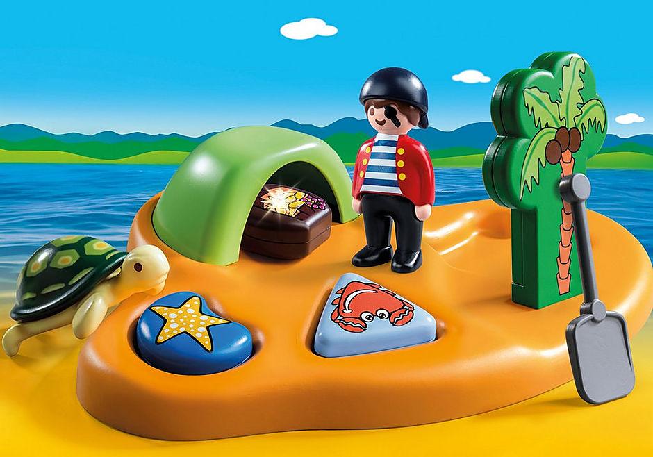 9119 Pirate Island detail image 1