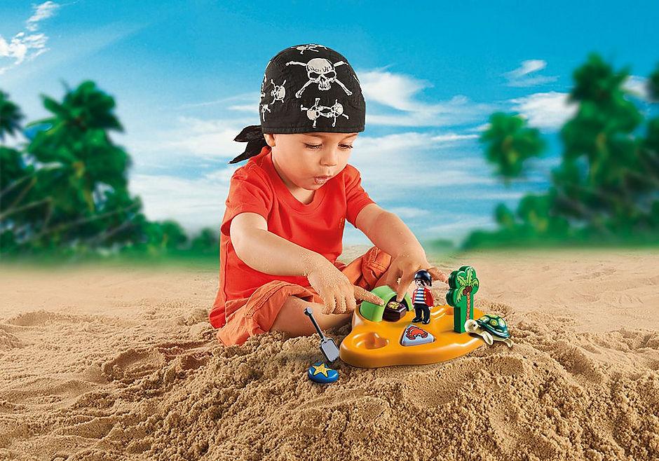 9119 Pirate Island detail image 5