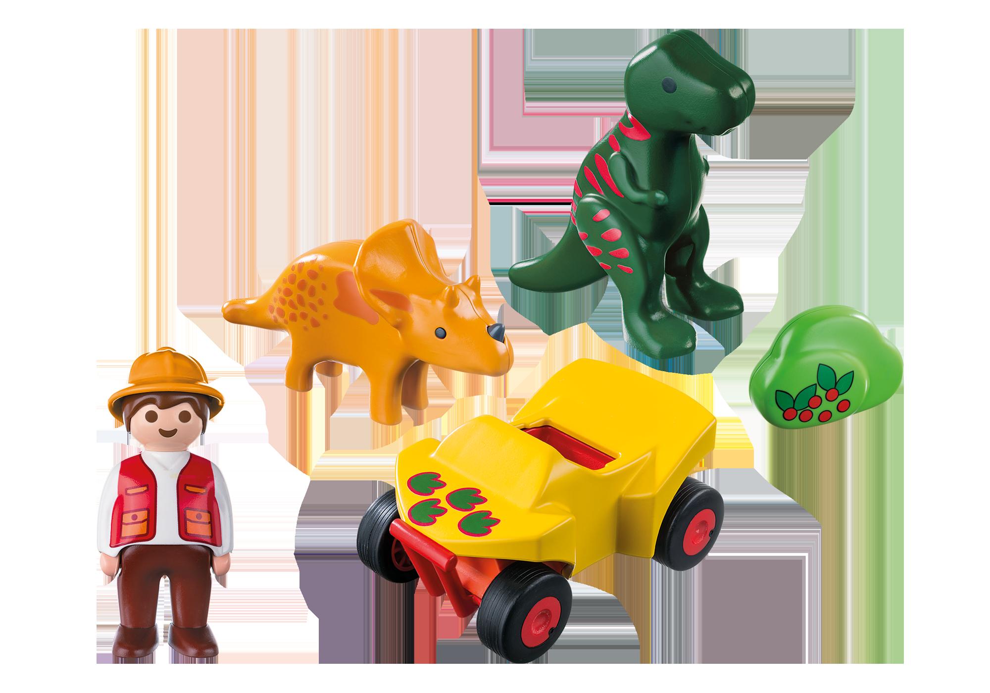http://media.playmobil.com/i/playmobil/9120_product_box_back/1.2.3 Quad com 2 Dinossauros