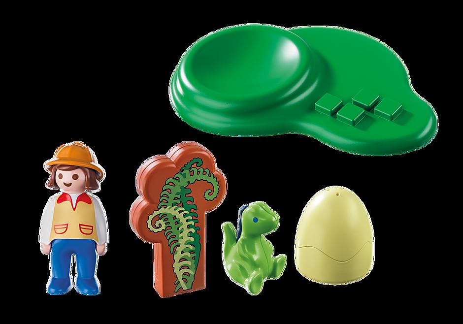 9121 Dino-Baby im Ei detail image 4