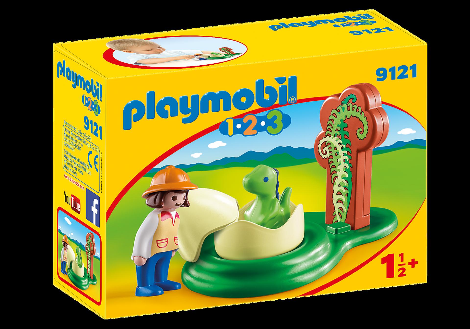 9121 Dino-Baby im Ei zoom image3