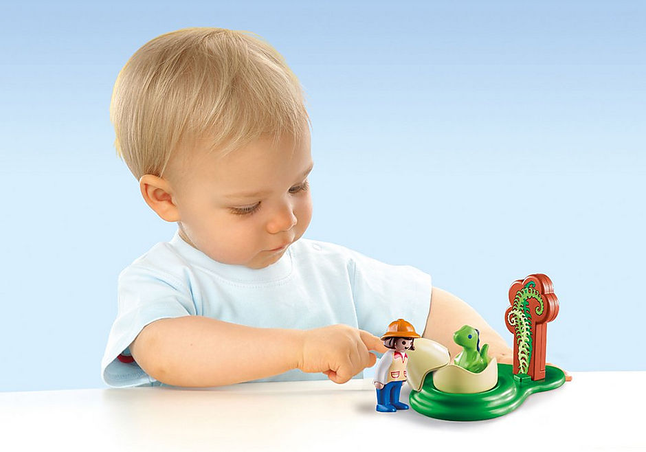 9121 Dino-Baby im Ei detail image 5