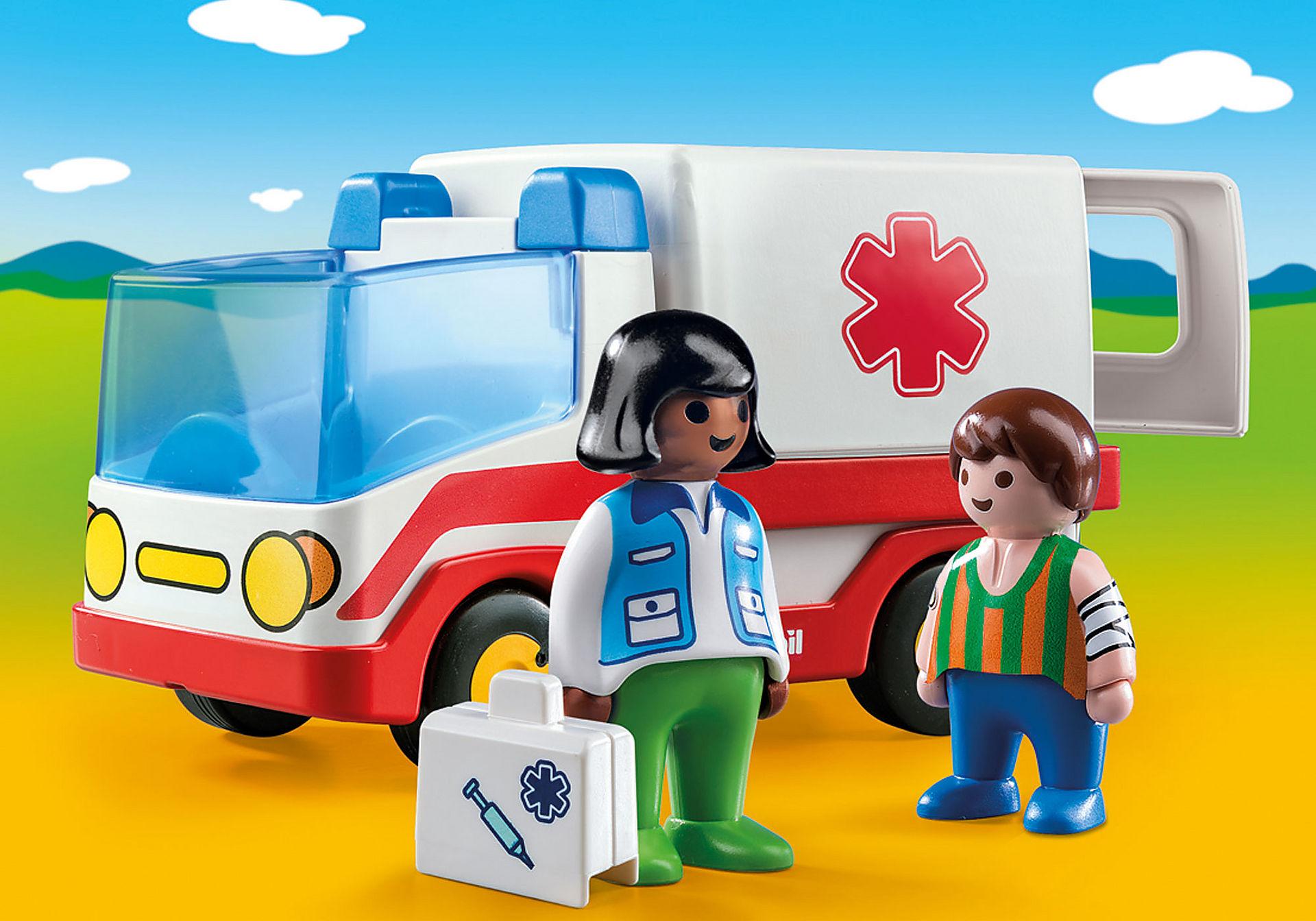 9122 1.2.3 Ambulancia  zoom image1