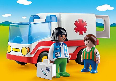 9122 Ambulanza 1.2.3