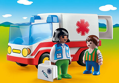 9122_product_detail/Rescue Ambulance