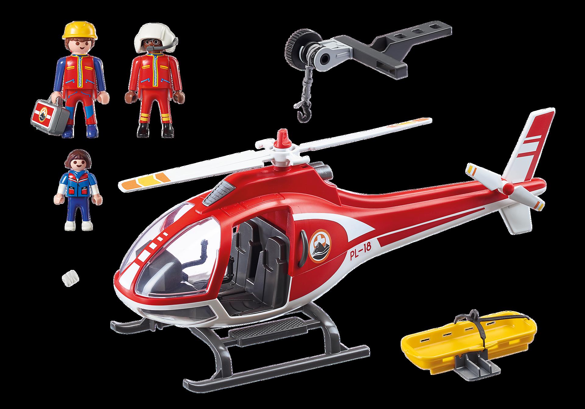 9127 Bergretter-Helikopter zoom image4