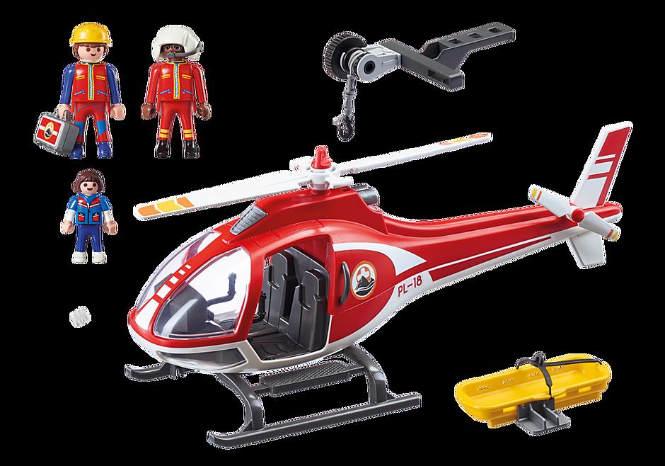 http://media.playmobil.com/i/playmobil/9127_product_box_back/Helicóptero de Rescate de Montaña