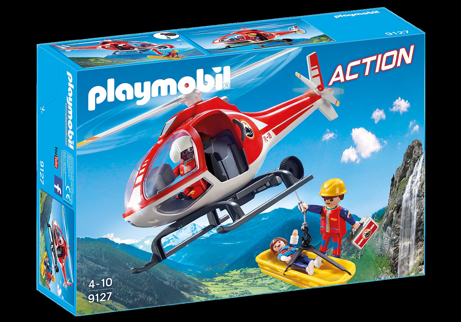 9127 Helicóptero de Resgate de Montanha zoom image3