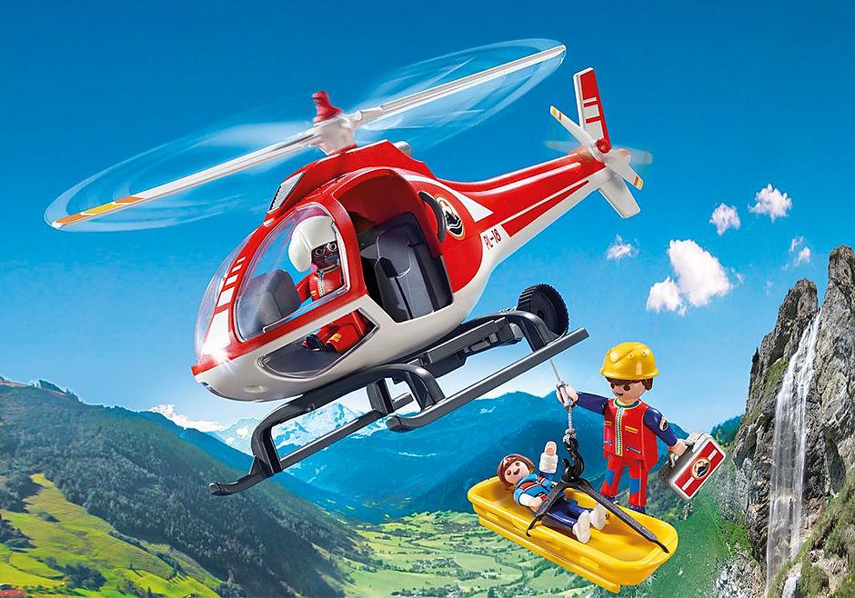 9127 Elicottero soccorso alpino detail image 1
