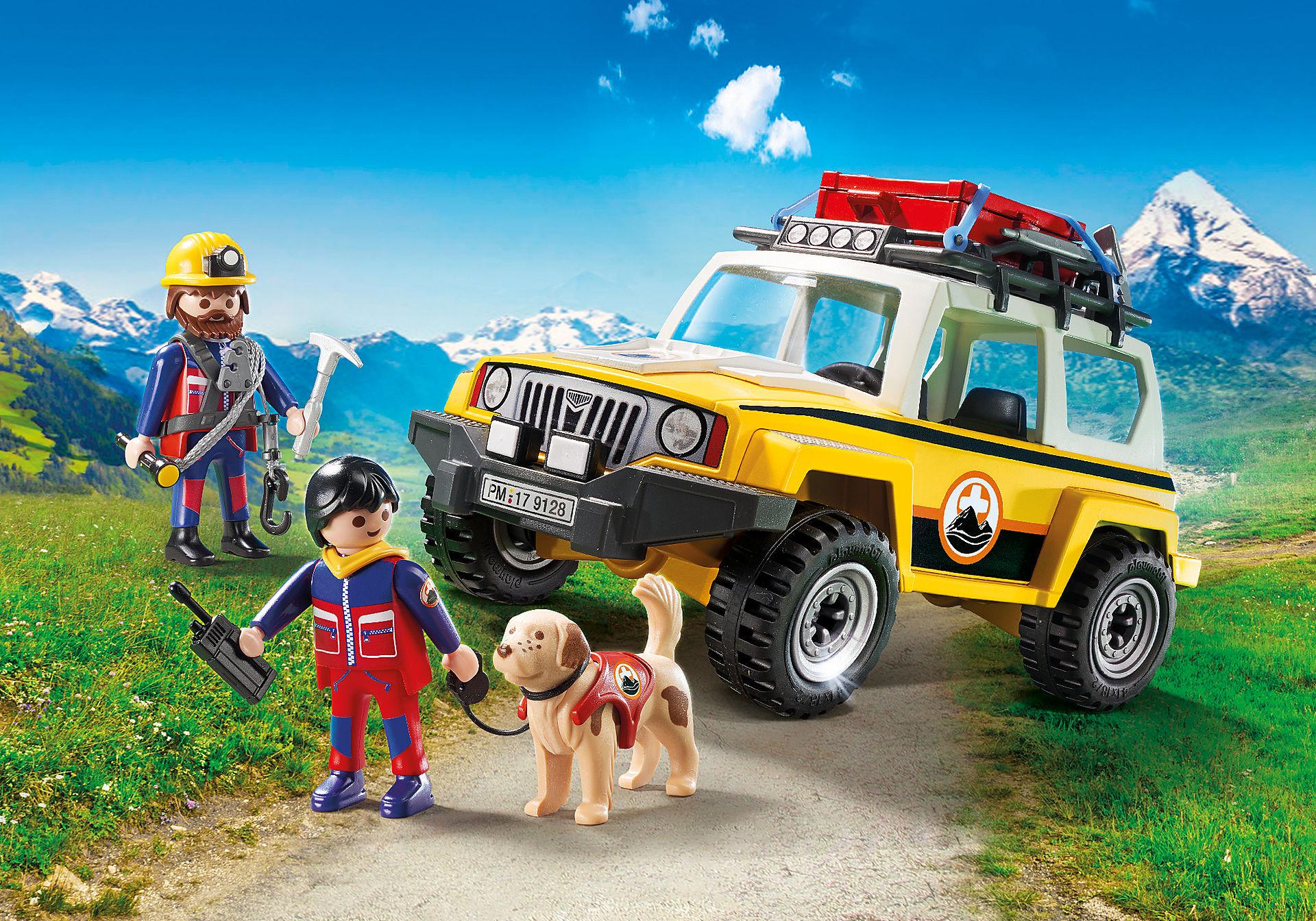 9128 Veículo de Resgate de Montanha zoom image1