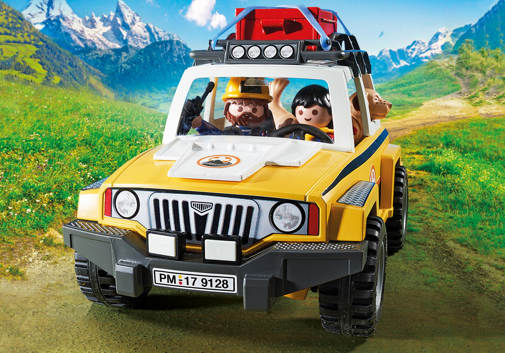http://media.playmobil.com/i/playmobil/9128_product_extra2/Secouristes des montagnes avec véhicule