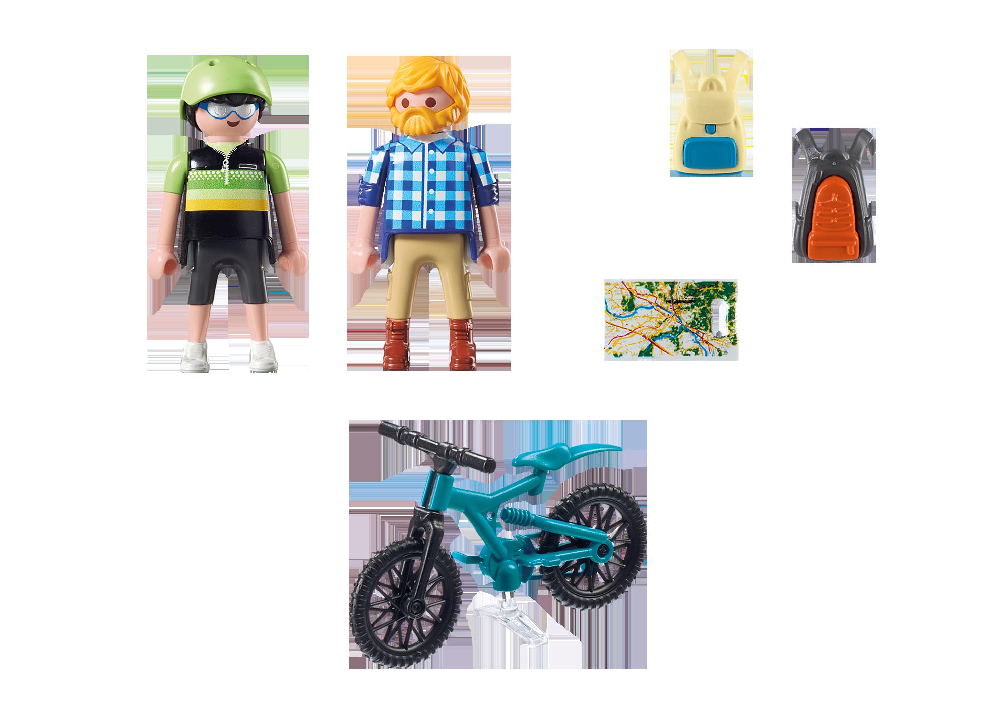http://media.playmobil.com/i/playmobil/9129_product_box_back/Randonneur et cycliste