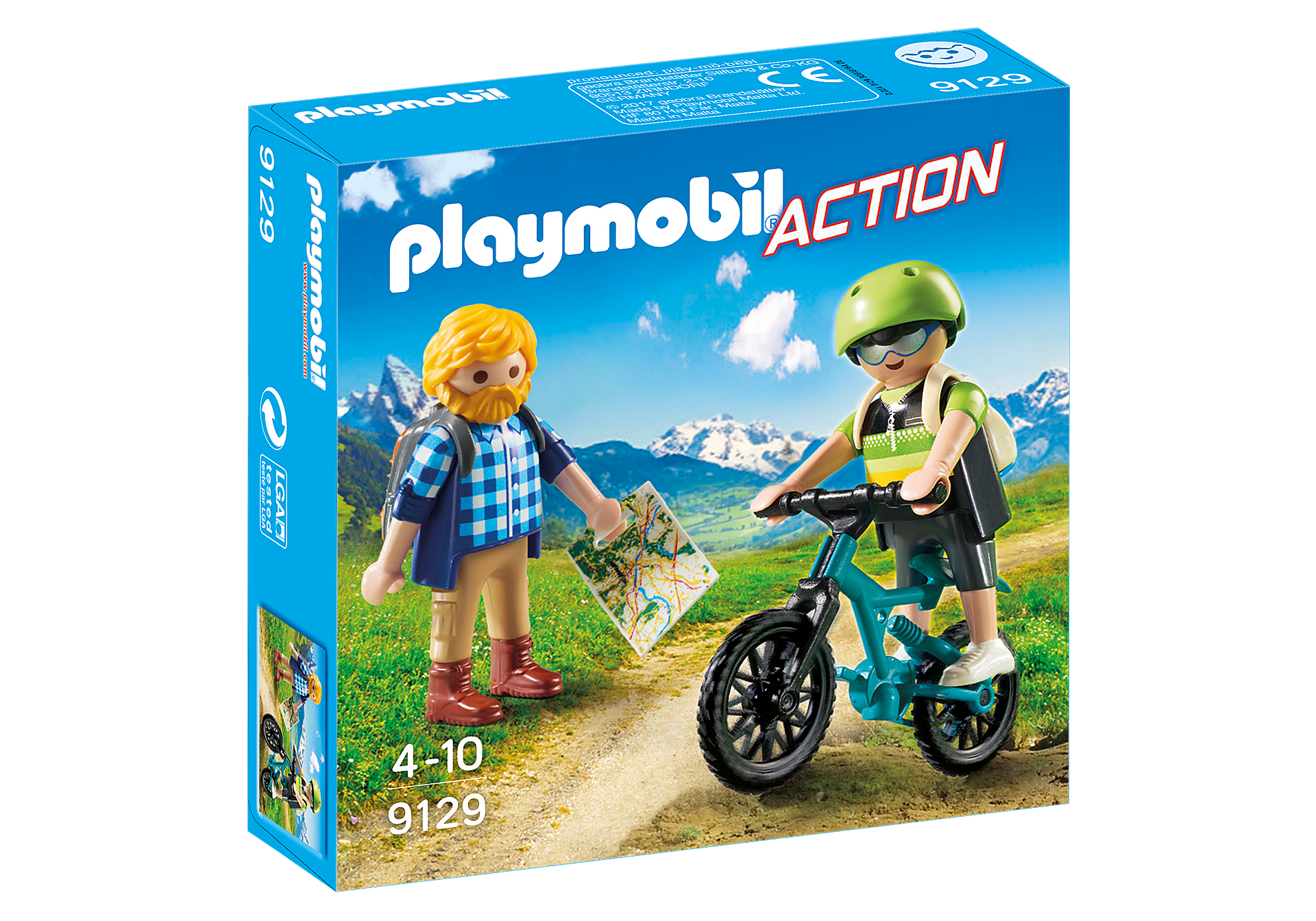 http://media.playmobil.com/i/playmobil/9129_product_box_front/Randonneur et cycliste