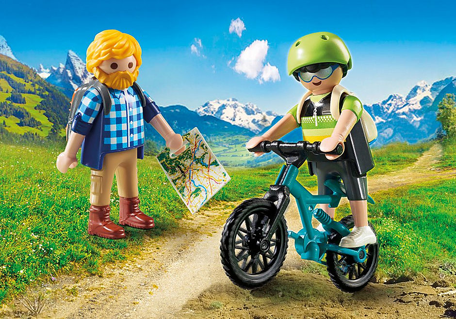 http://media.playmobil.com/i/playmobil/9129_product_detail/Ποδηλάτης και ορειβάτης