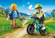 Playmobil Biker and Hiker 9129